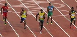 You Are Not Faster Than Usain Bolt